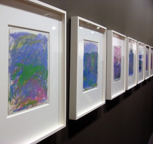 Paintings by Joan Mitchell. Photo by scalleja via Flickr.