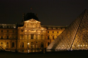 The Louvre. Photo by Denis McLaughlin via Flickr.