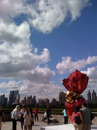 Rooftop Garden at the Met. Photo by jebb via Flickr.