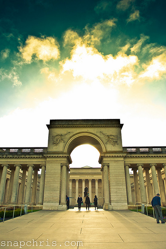 Legion of Honor. Photo by tibchris via Flickr.