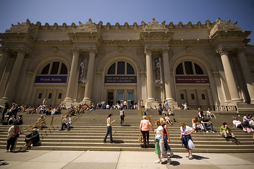 The Met. Photo by Listen Missy! via Flickr.