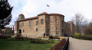 Colchester Castle is just one of the many museums Amy works with. Photo by giborn_134 via Flickr.
